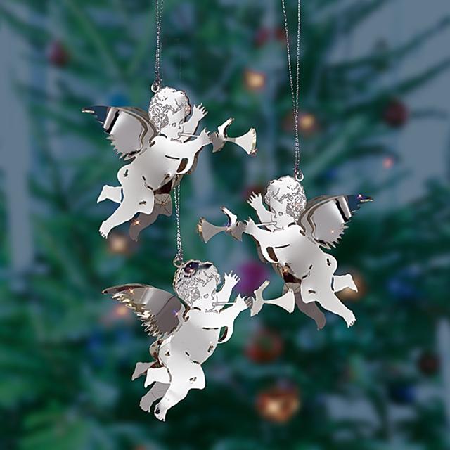 Weihnachtsschmuck Engel 3 Stk.