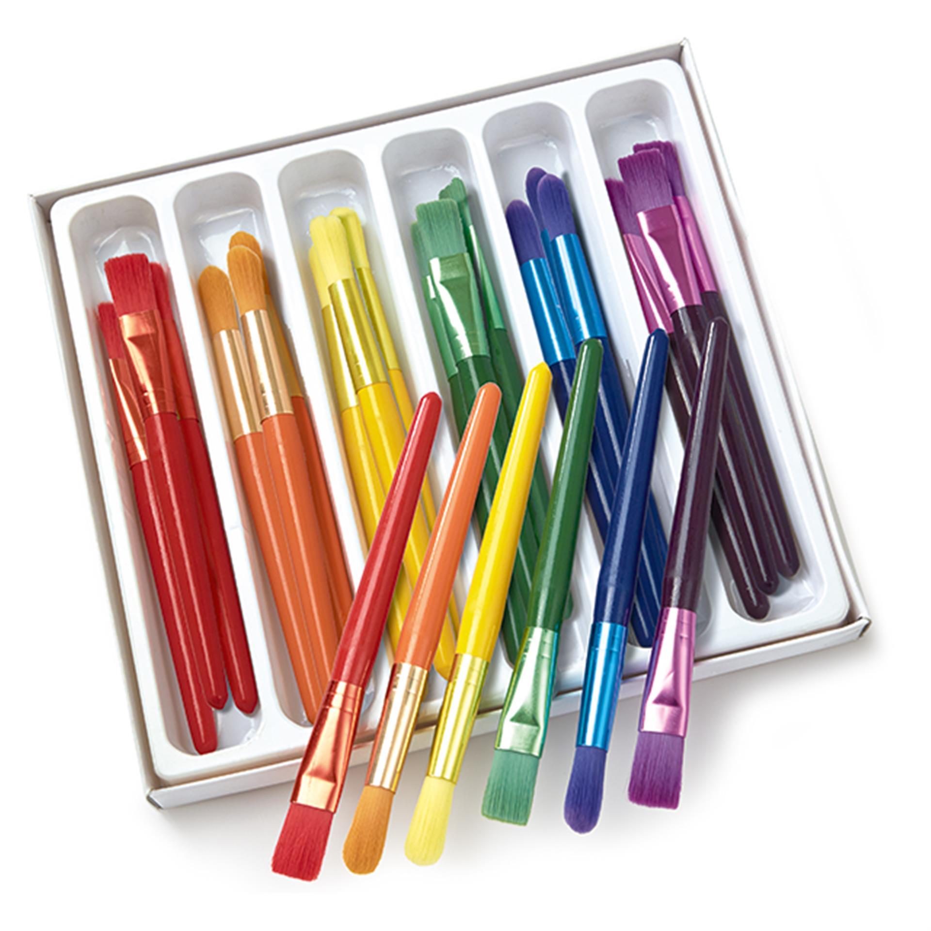 Pinselset Color Kids 24tlg.