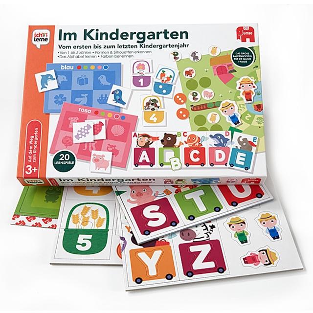 Kindergarten Lernspiele