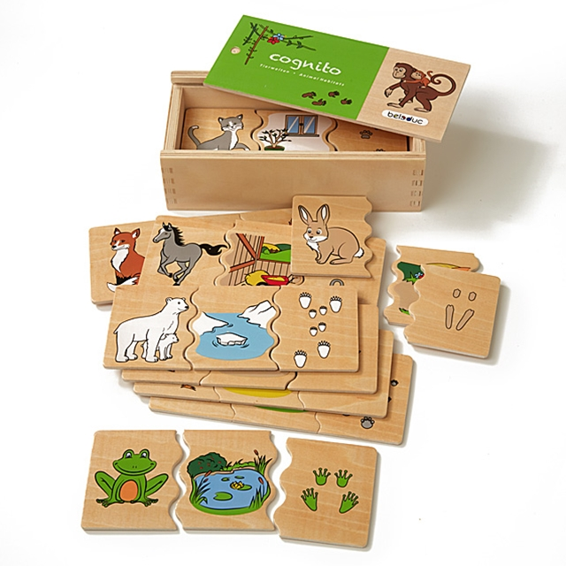 Lernspiel Cognito Tierwelten