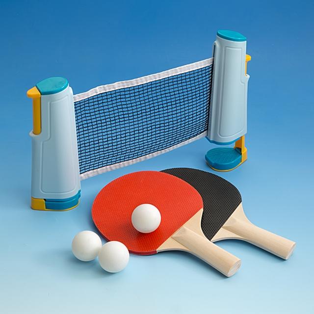 Ping Pong Kompakt-Ausstattung