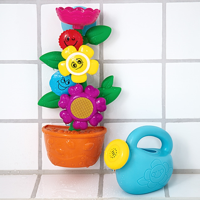 Badespielzeug Blume