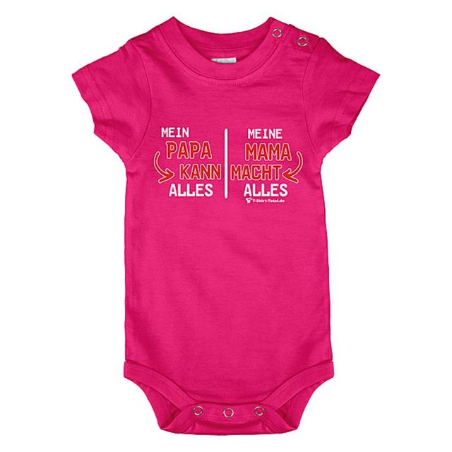 best website 61d91 1dc50 Baby Body Mein Papa - Pink 68/74