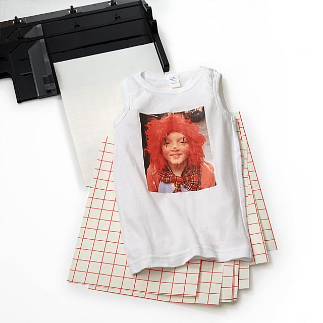 Textil Transfer Papier A4 10 Stück