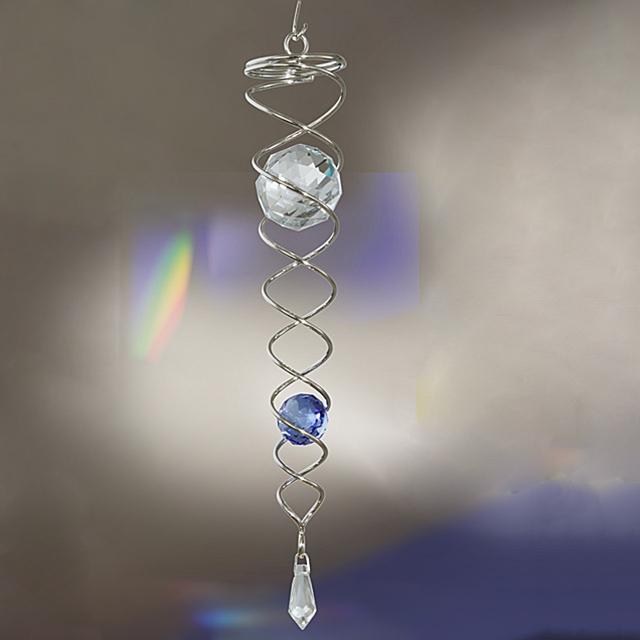Windspiel Diamant Twister