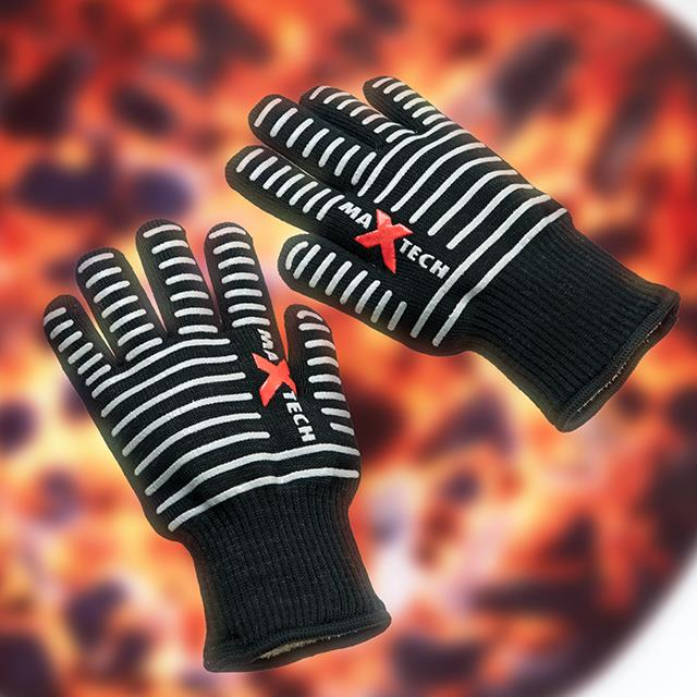 Grill- und Ofen-Handschuhe