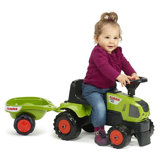Kindertraktor für Anfänger