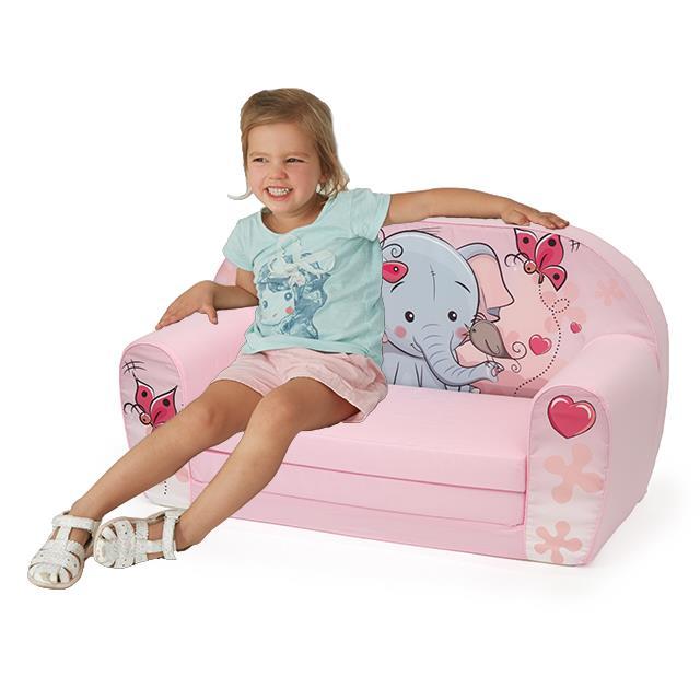 Kindersofa Elefant