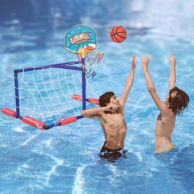 Wasserball Spiel 2in1