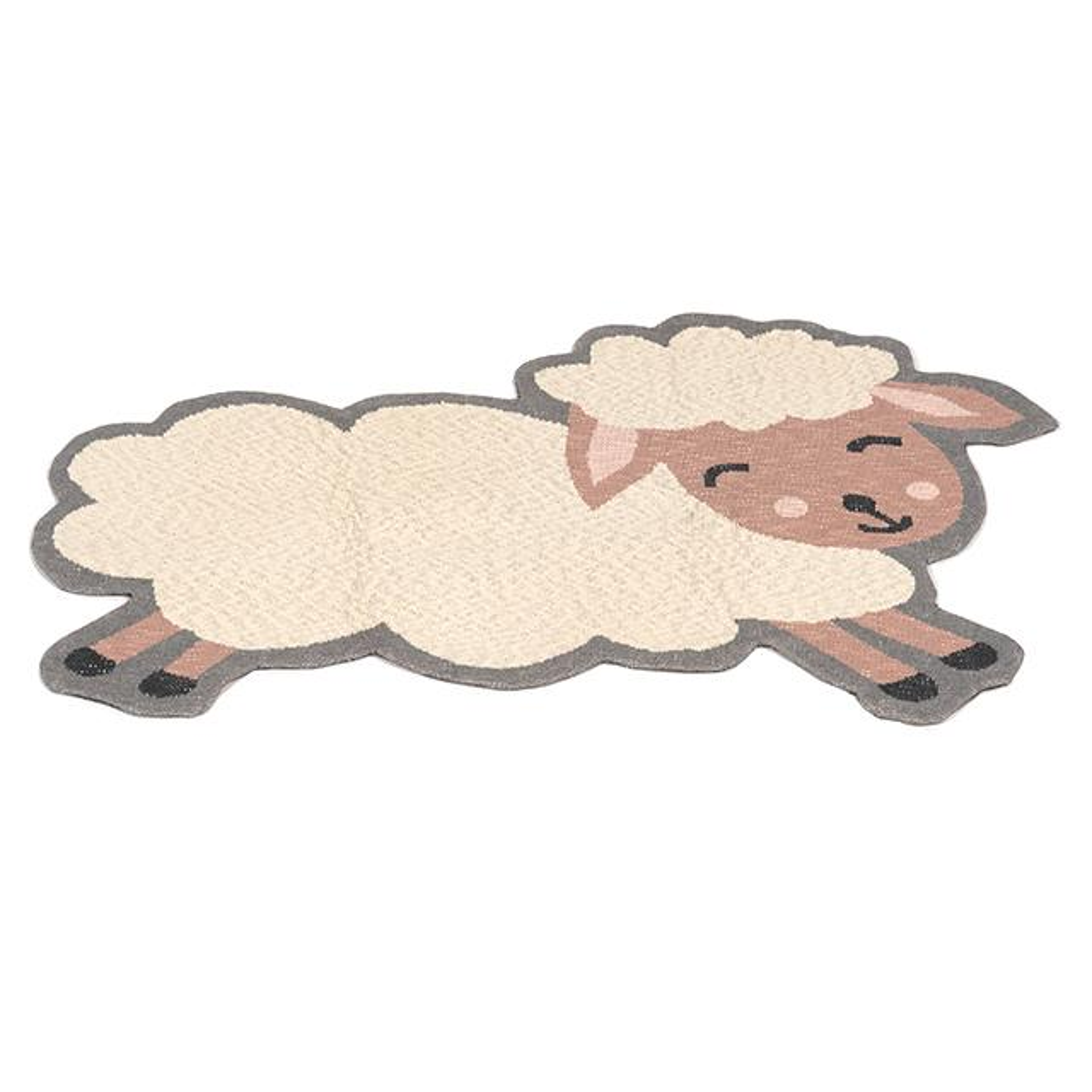 Schäfchen Teppich