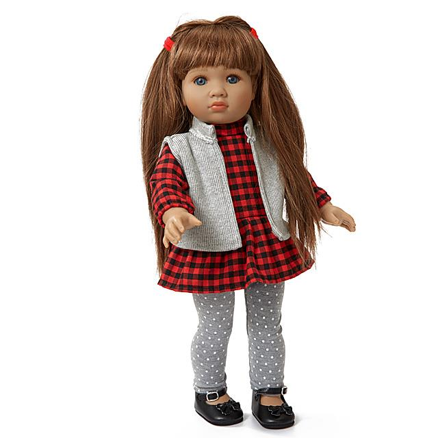 Puppenkleid von Lara Teen'ee Puppe HL