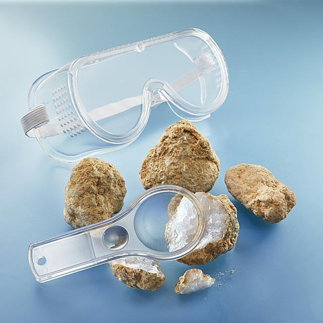 Geoden knacken