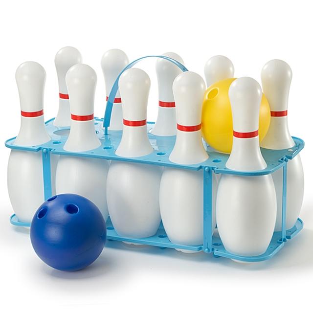Kinder Bowling Spiel Rack