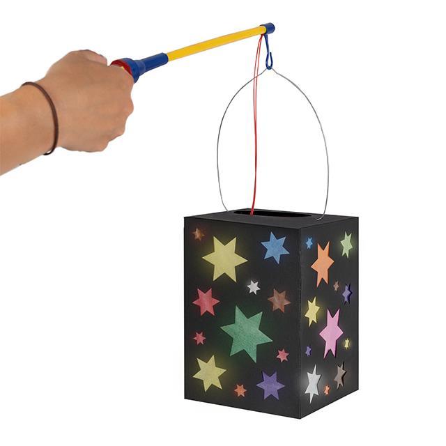Laternen Bastelset Sterne