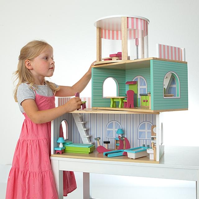 Puppenhaus Villa Miami