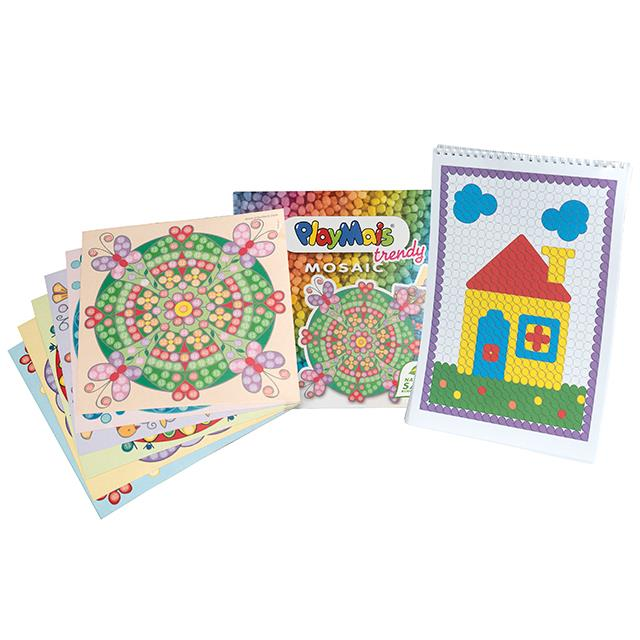 Playmais Mini Mandala Mosaic