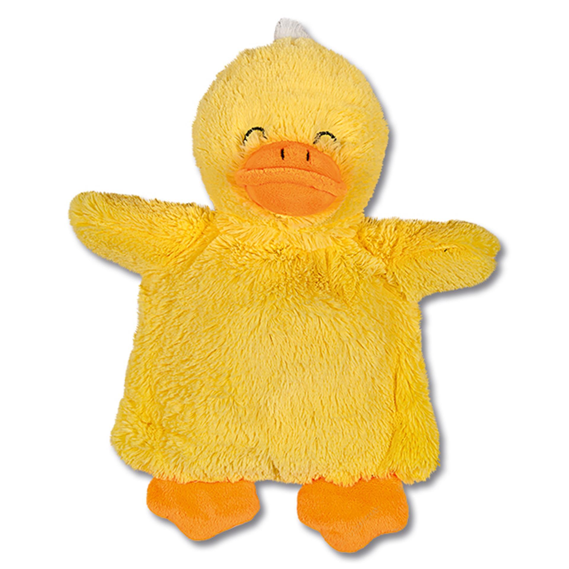 Kirschkernkissen Ente