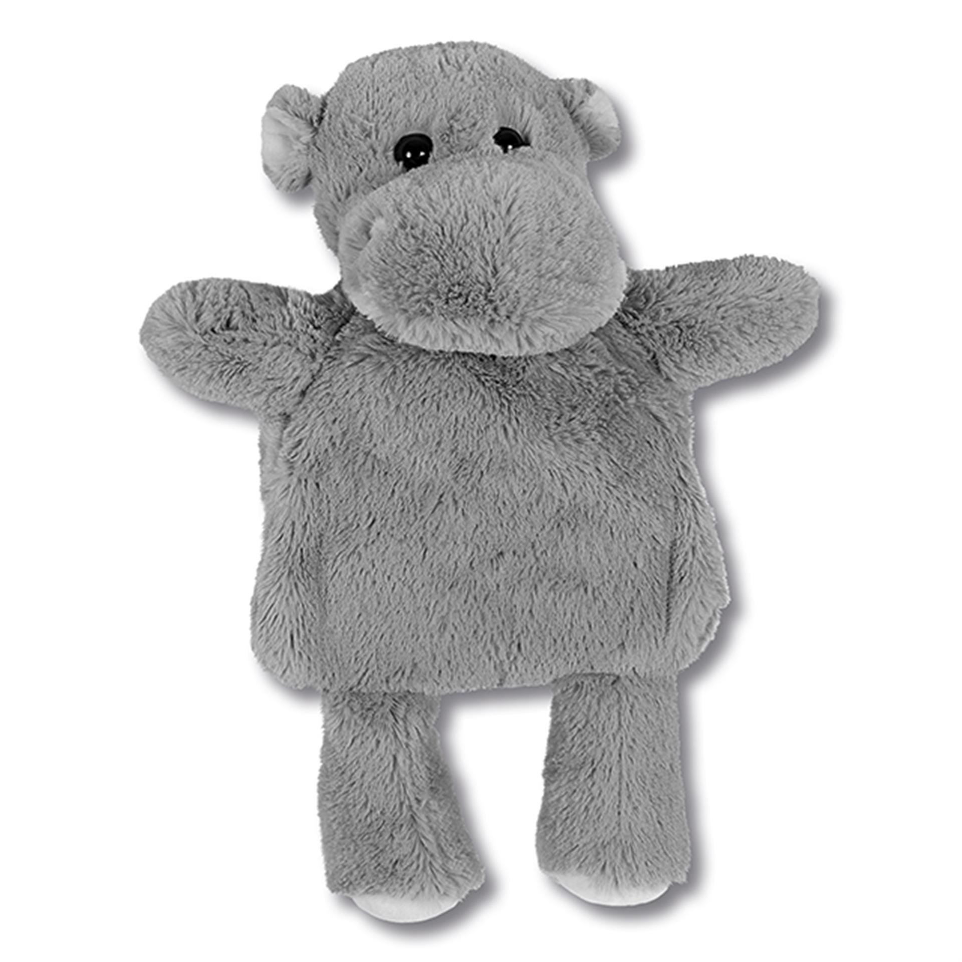 Kirschkernkissen Hippo