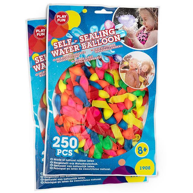 Wasserballons selbstschliessend