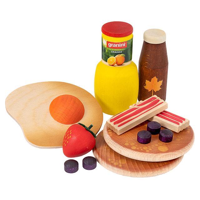 Spiellebensmittel American Breakfast