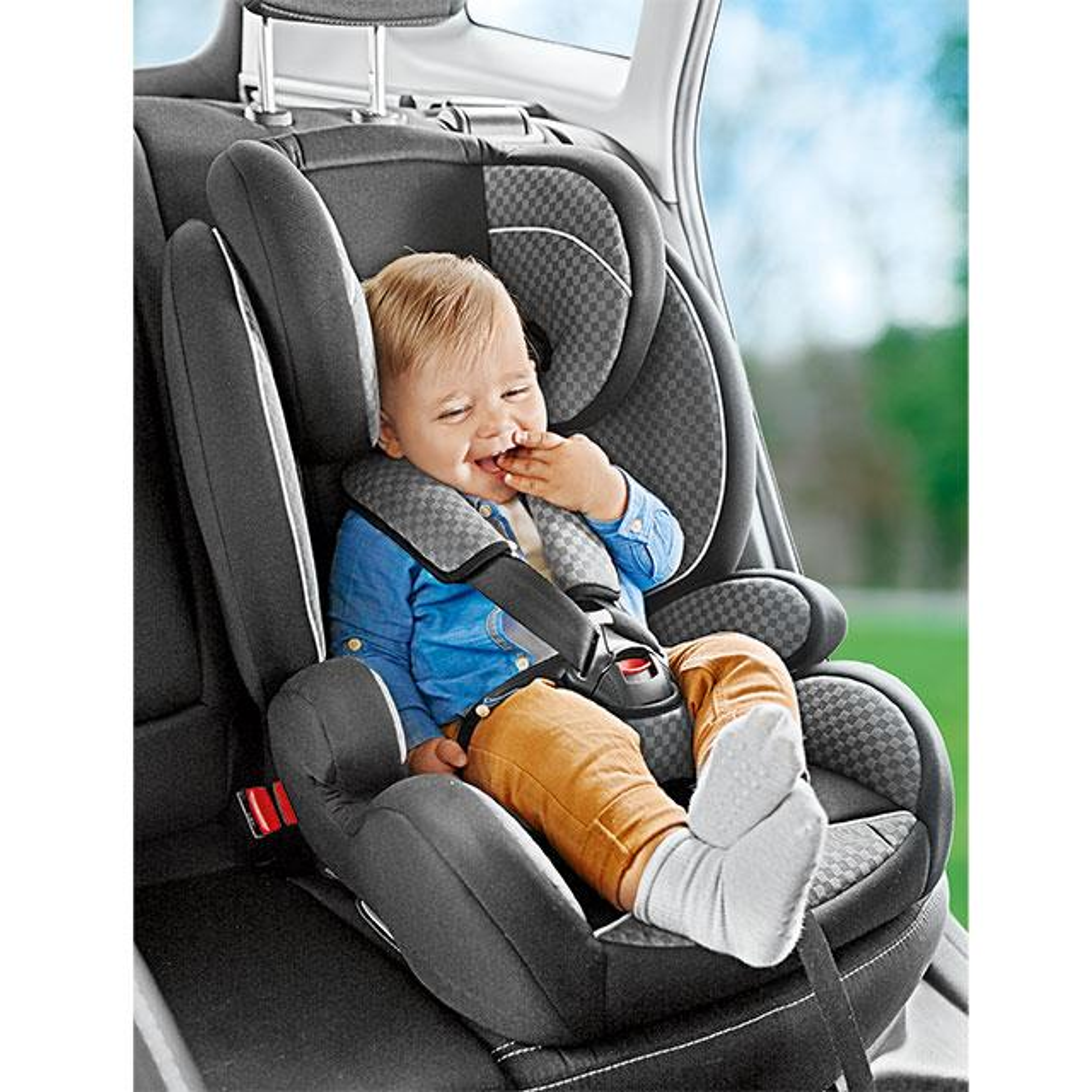 Auto Kindersitz Klassik