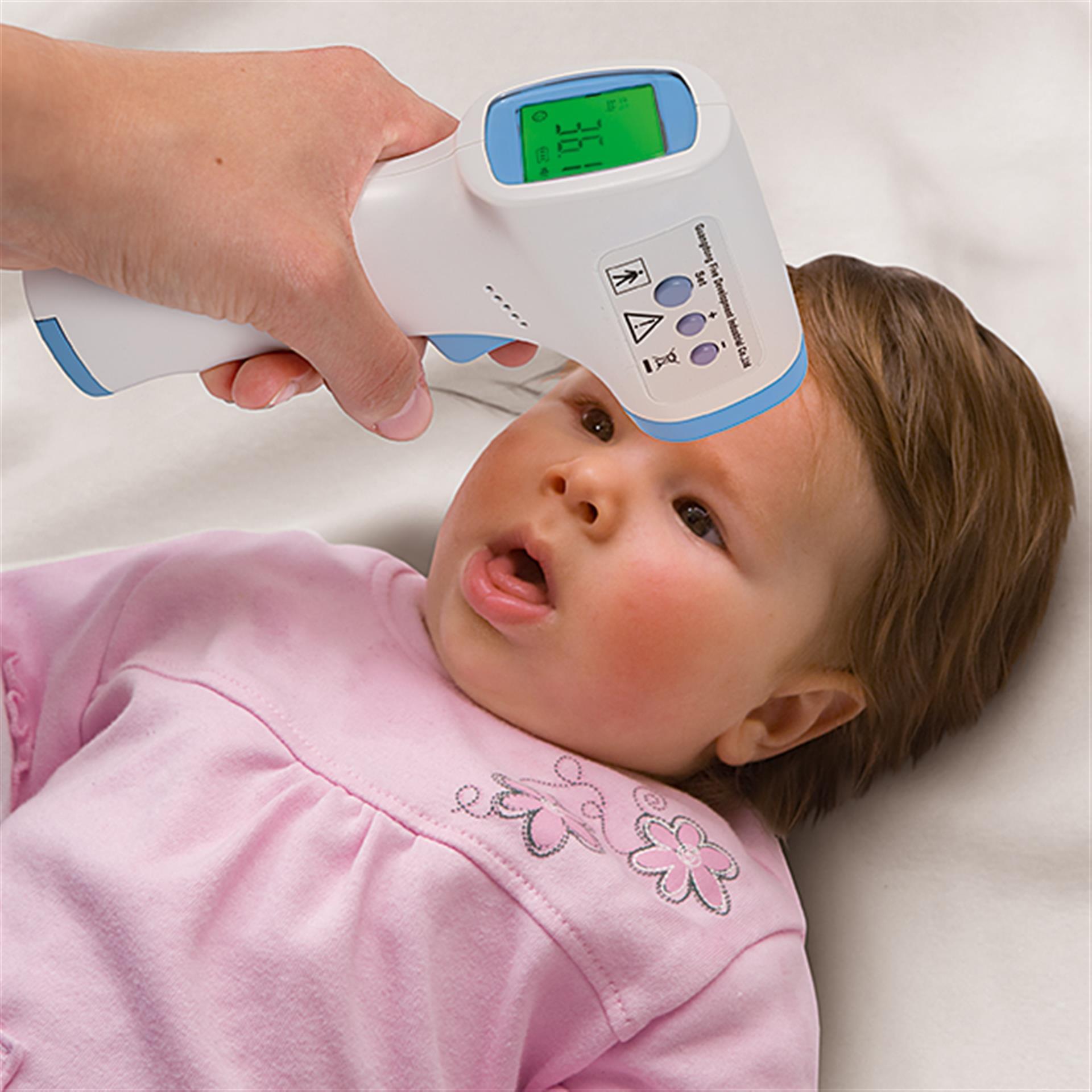 Fiebermesser kontaktlos