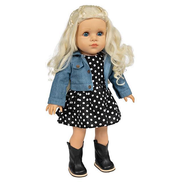 Teen'ee Puppe Mila