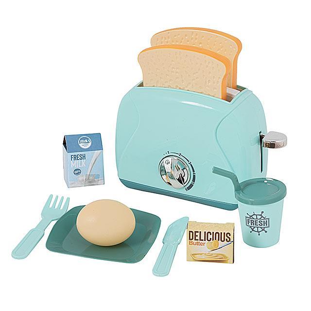 Toaster Set Kinderküche