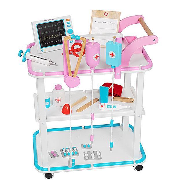Kinder Arztwagen Luxus 21tlg.