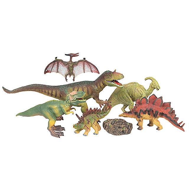Tierfiguren Dinosaurier Set 7 Stk.