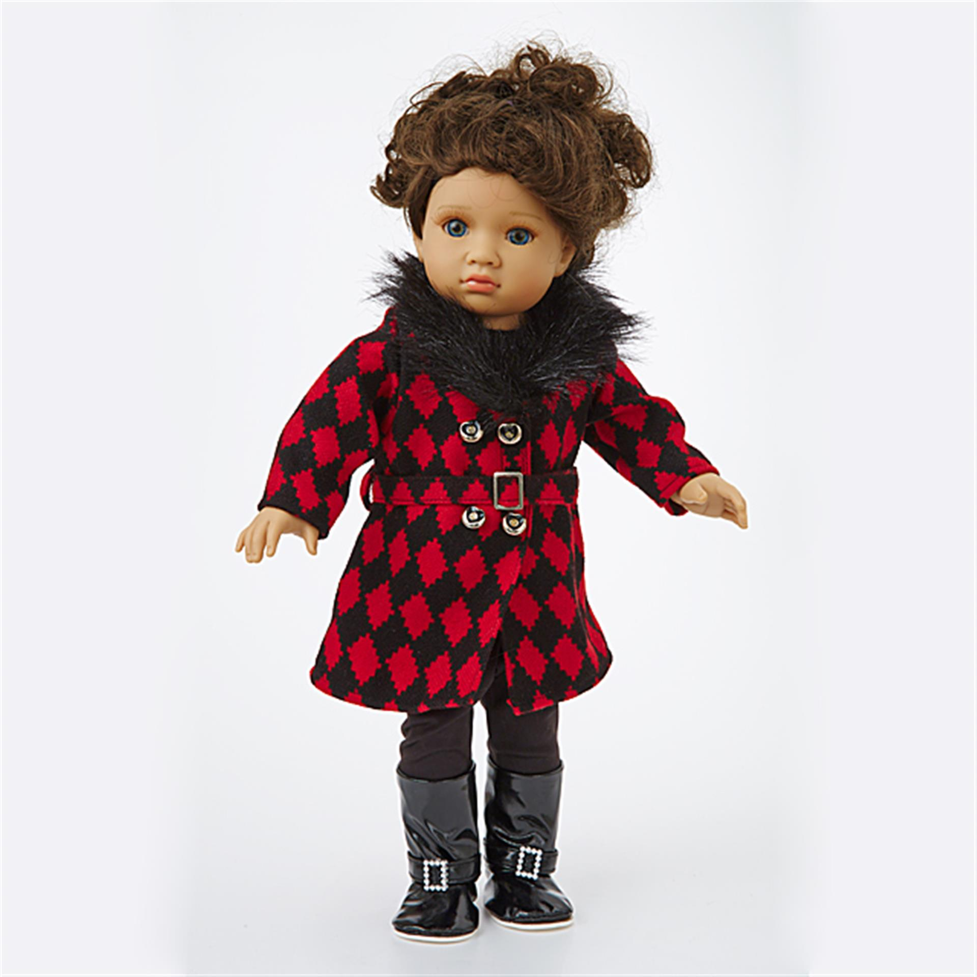 Puppenkleid Fancybelle und Royal Elegance 7tlg. HL