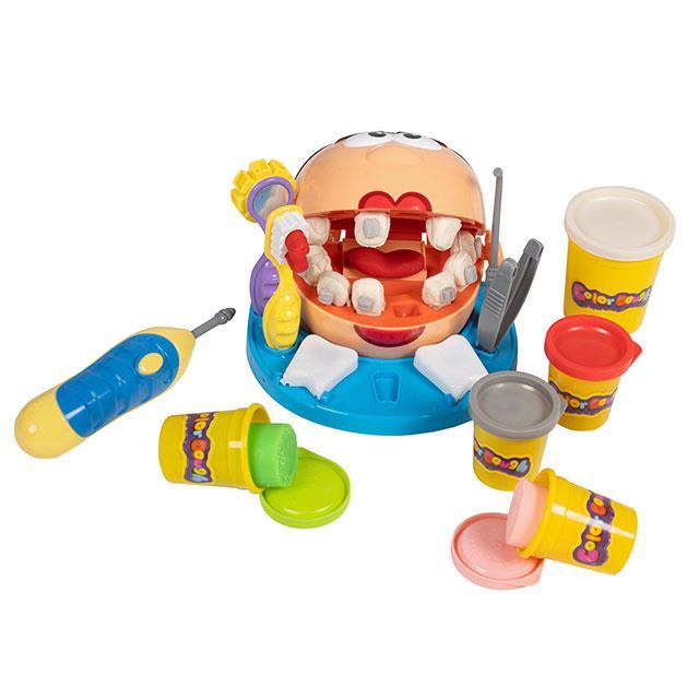 Knetspiel Zahnarzt