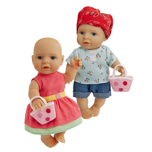 Puppen Summer Time Little Sweetie 7tlg.