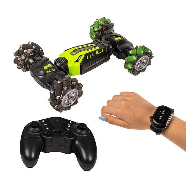 Stunt Auto mit Handgelenkfernbedienung