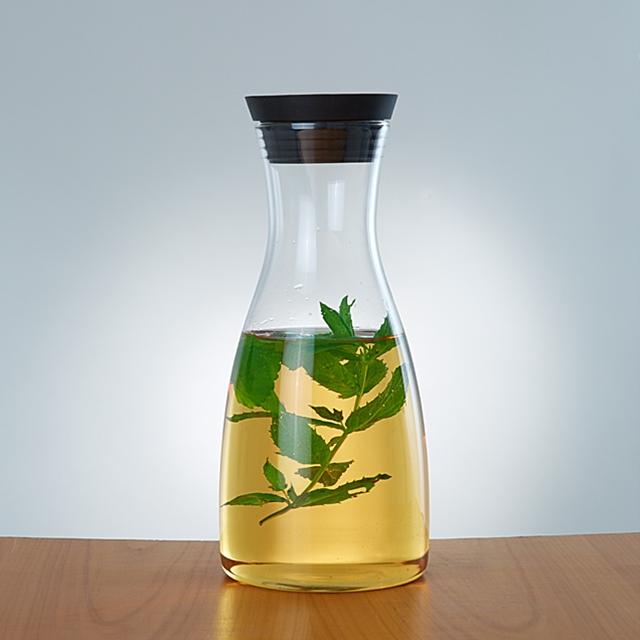 Wasserkaraffe Glas 1.5 L