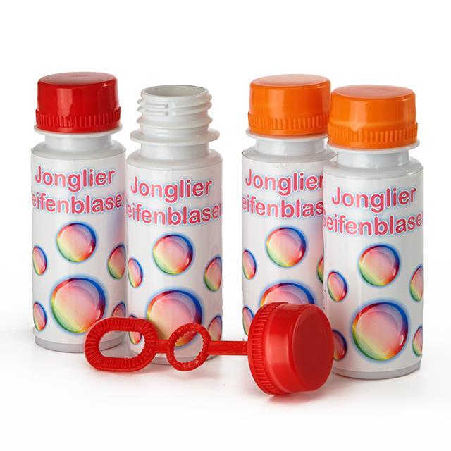Jonglier Seifenblasen Nachfülllösung