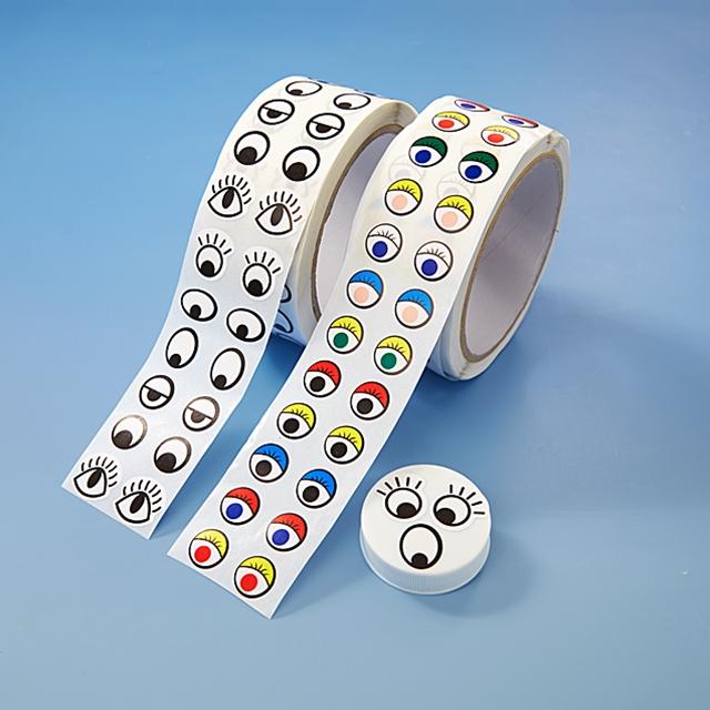 Augen Stickers 2000 Paar