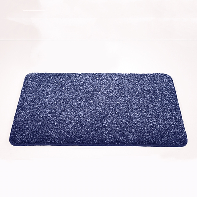 Badezimmerteppich Galaxy Blue Star 60x100 cm
