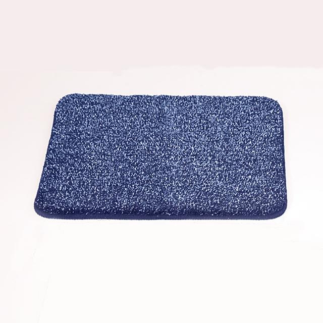 Badezimmerteppich Galaxy Blue