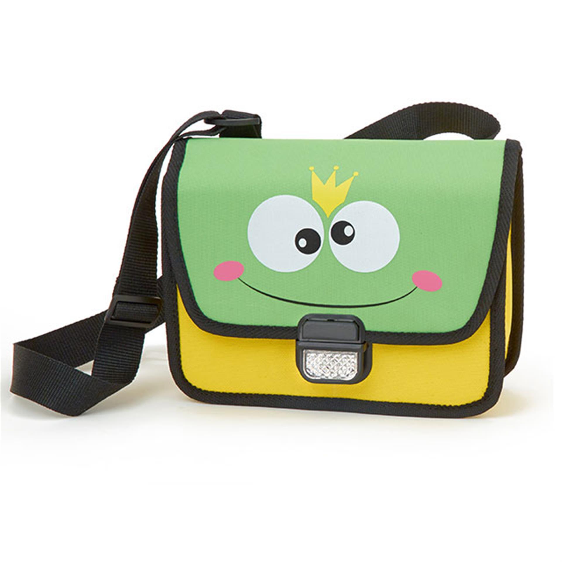 Kindergartentasche Froschkönig