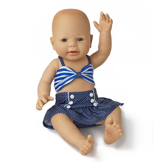 Puppen Bikini Dress 2tlg. BL