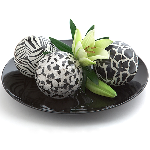 Art Balls Savannah 3 Stück