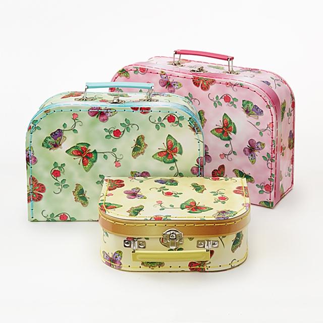 Spielkoffer Set Schmetterling