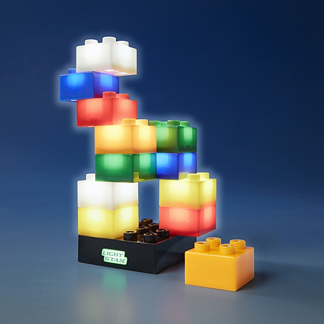 Kreativ Bauset Light Stax Basic
