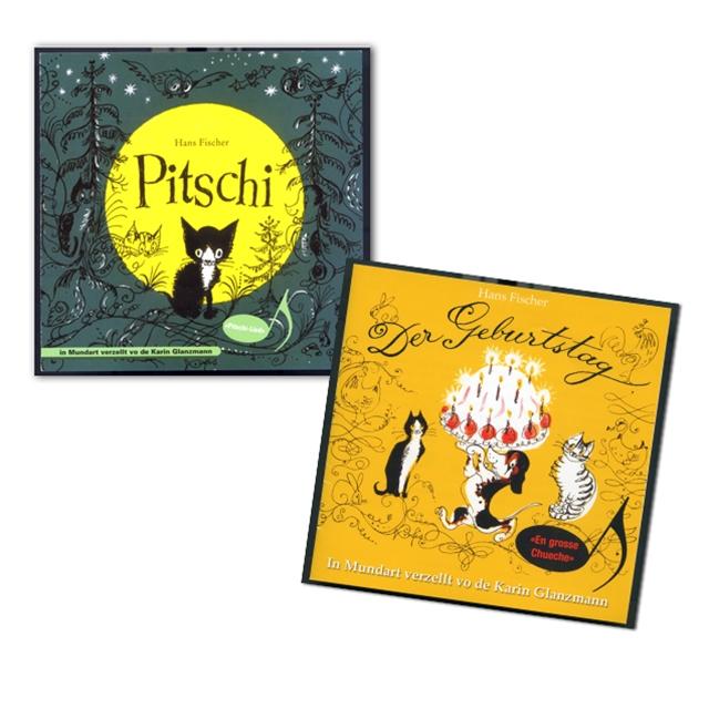 Kindermärchen Set Pitschi 2 CD's
