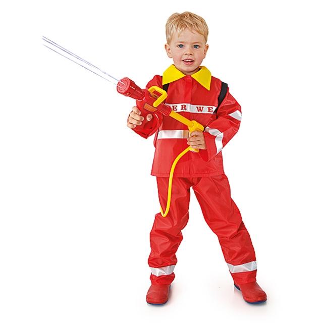 Wasserfeste Feuerwehr Uniform 2tlg.