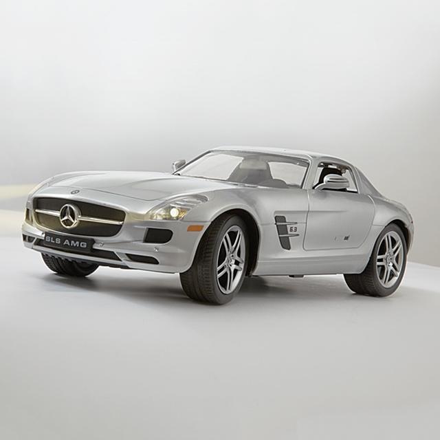 Mercedes-Benz SLS 1:14