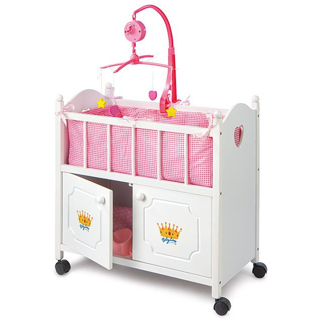 Puppenbettmöbel