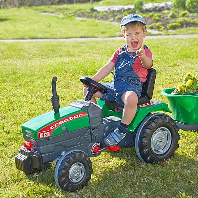 Kinder Traktor Pilsan