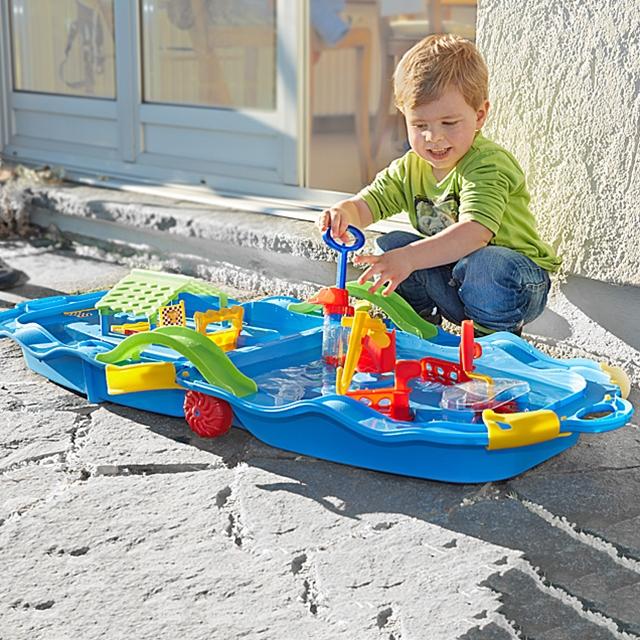 Wasserbahn Aqua Fun Trolley